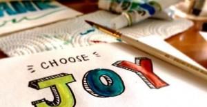 Choose Joy crafts