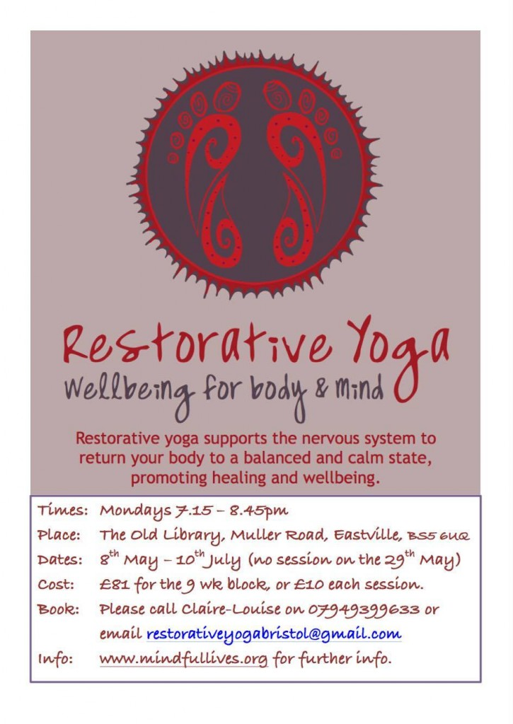 Restorative Yoga Bristol