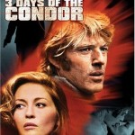 Three days of the Condor film cover